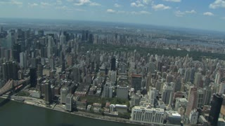 New York City Aerial View 3