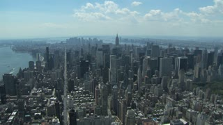 New York City Aerial View 4