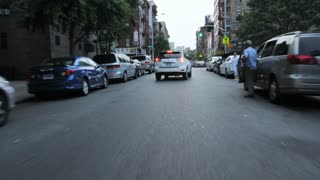 New York City Driving Timelapse