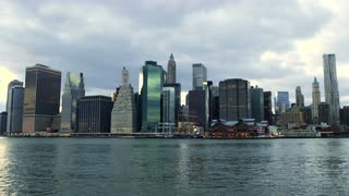 New York City Manhattan Skyline 2