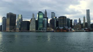 New York City Manhattan Skyline 4