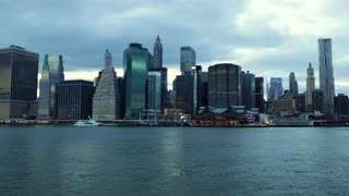 New York City Manhattan Skyline 5
