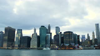 New York City Manhattan Skyline 7