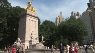 New York City Statues