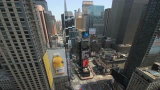 New York City Times Square Timelapse 2