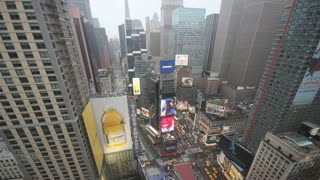 New York City Times Square Timelapse 3