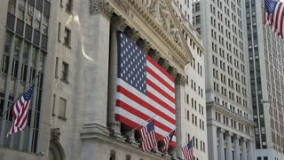New York Stock Exchange Cropped