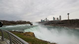 Niagara Falls City and Niagara Falls