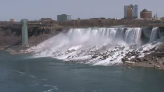 Niagara Falls City View