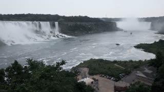 Niagara Falls Landscape Timelapse