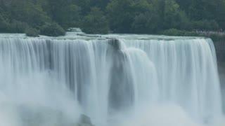 Niagara Falls Misty Timelapse