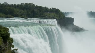 Niagara Falls Nature Scene