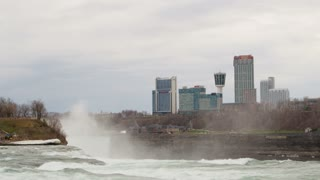 Niagara Falls Outside City