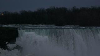 Niagara Water Flowing
