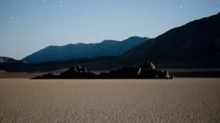 Night To Day Death Valley Timelapse