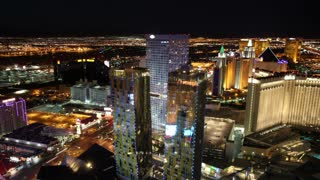 Night to Day Las Vegas Time Lapse