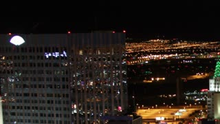 Night to Day Pan Las Vegas City