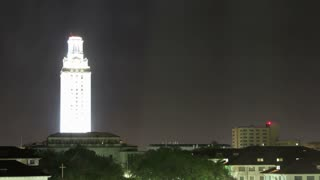 Night to Day UT Austin Timelapse