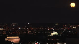 Night Views of Washington DC