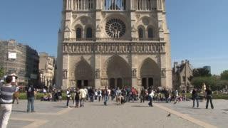 Notre Dame Slow Tilt