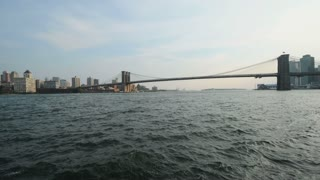 NYC Bridge Water Timelapse