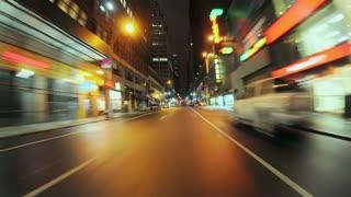 NYC Cab POV