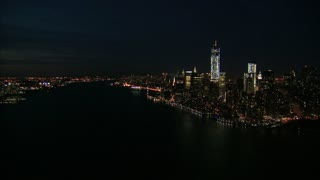 NYC Coast at Night