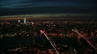 NYC East River Aerial