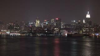 NYC Skyline at Night 2