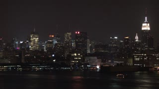 NYC Skyline at Night 3
