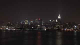 NYC Skyline at Night 4