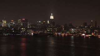 NYC Skyline at Night 5