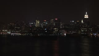 NYC Skyline at Night 6