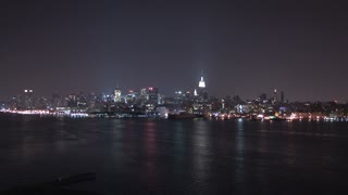 NYC Skyline at Night 8