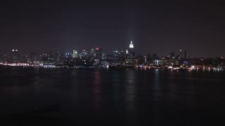 NYC Skyline at Night 9