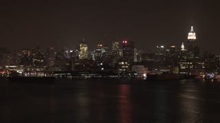 NYC Skyline at Night