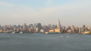 NYC Skyline Time Lapse 5
