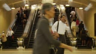 NYC Terminal Escalator