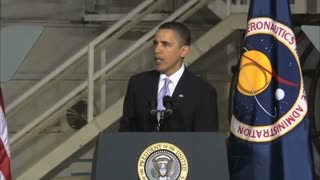 Obama Taking About Advanced Heavy Lift Rocket