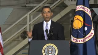 Obama Talking About Developing a Plan for Job Growth