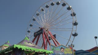 Ocean City Maryland Ferris Wheel 2