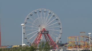 Ocean City Maryland Ferris Wheel