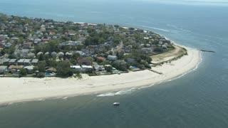 Ocean Coastal landscape