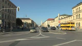 Odeonsplatz Square Munich