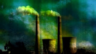 Old Footage Power Plant 4