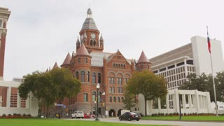 Old Red Museum Downtown Dallas