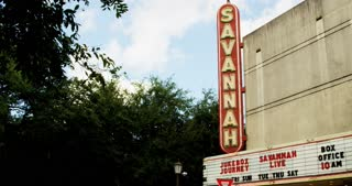 Old Savannah Theater