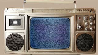 Old School TV Static