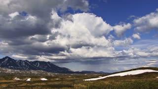 Open Alaskan Field