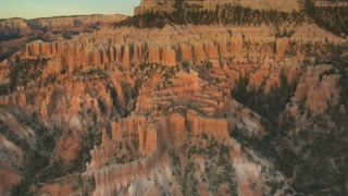 Orange and Green Canyon 1